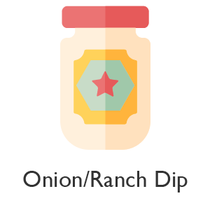 Onion Or Ranch Dip