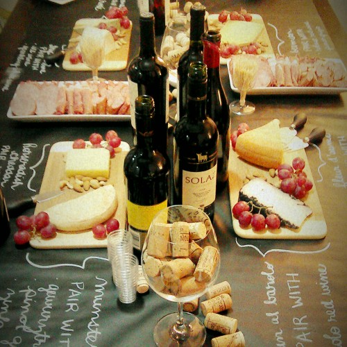 Wine And Cheese Pairings