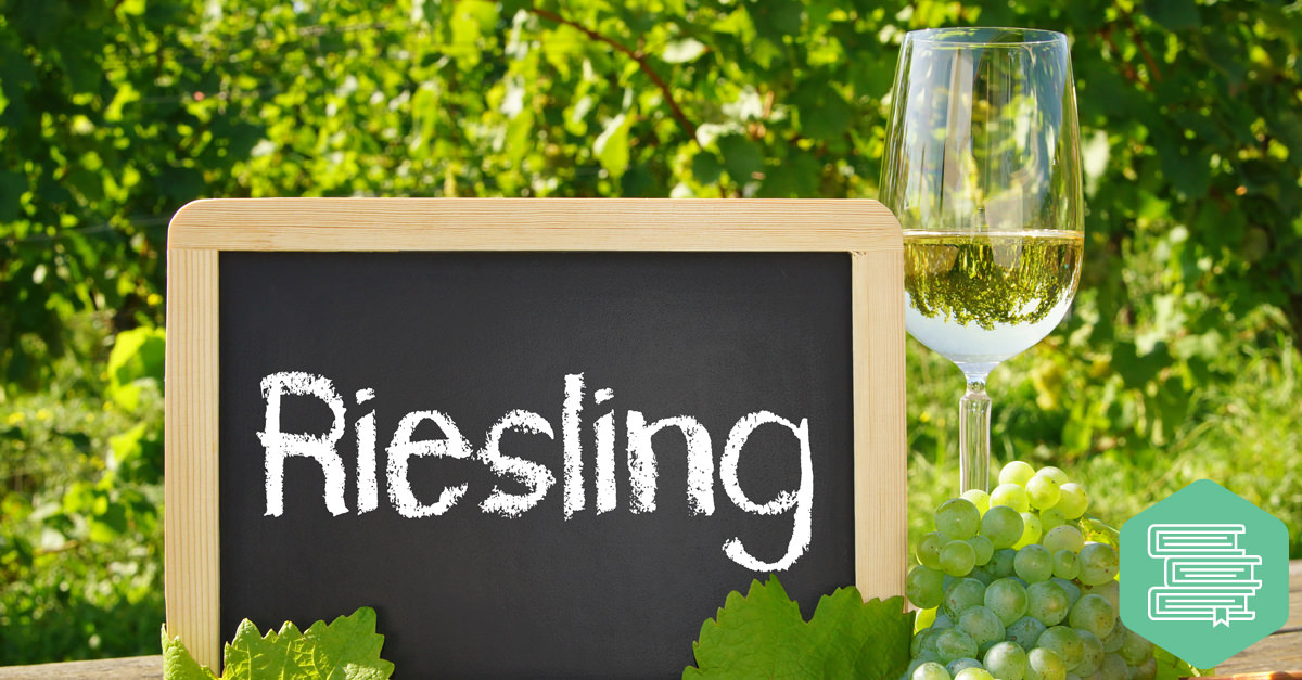 Wine School Lesson Four: Am I Overthinking The Riesling In My Glass?