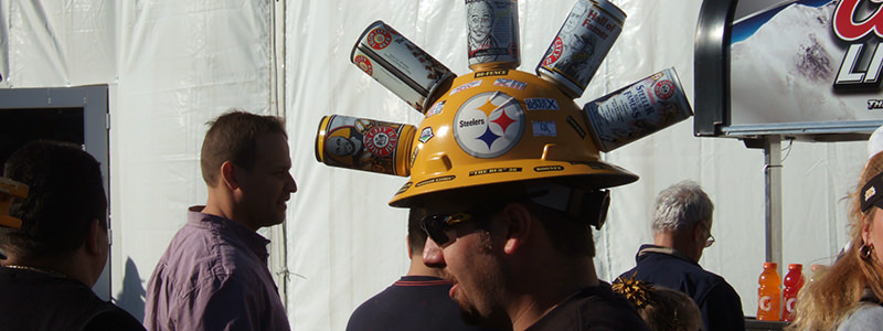 RANKED: The Teams With The Drunkest Fans In The NFL [MAP]