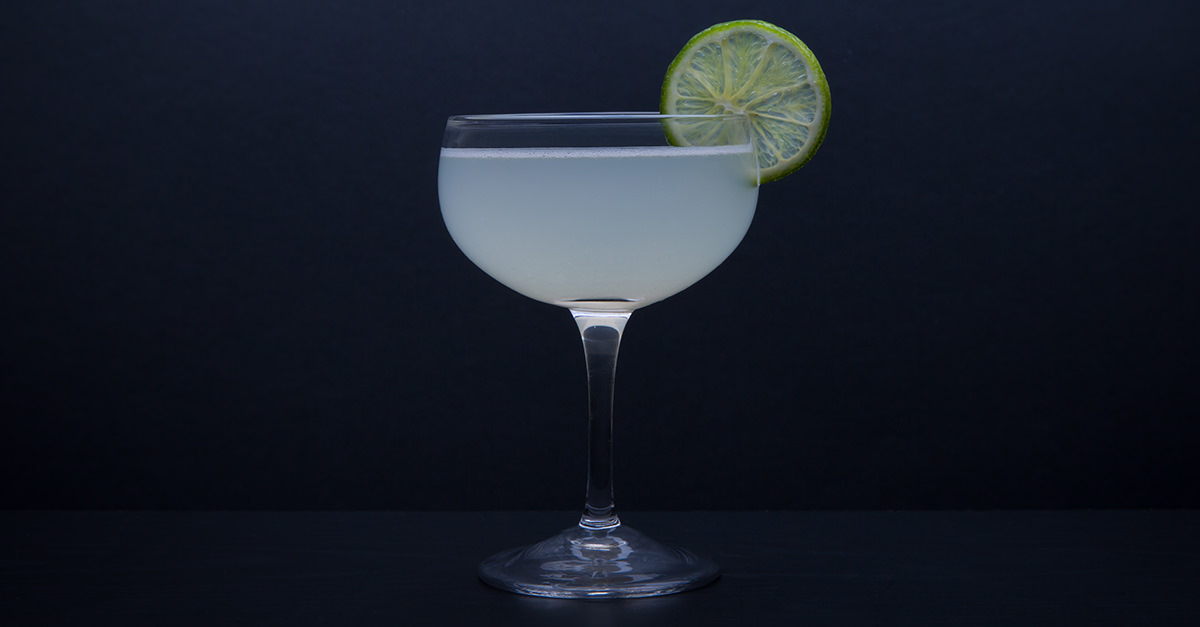 how to make a gin gimlet drink