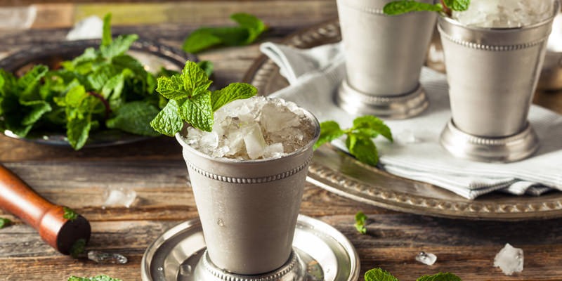The History Of The Mint Julep | VinePair
