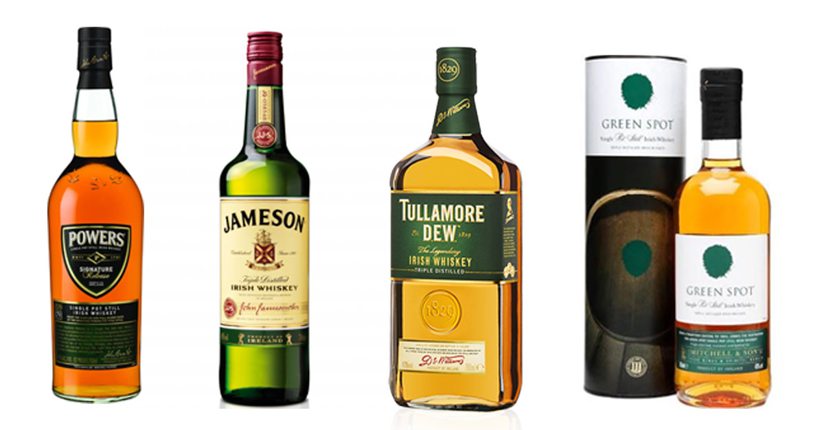 The 8 Best Irish Whiskies Under $50