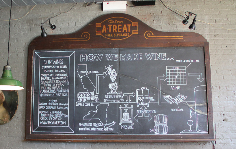 The Startup Winery: Wine Made In Brooklyn