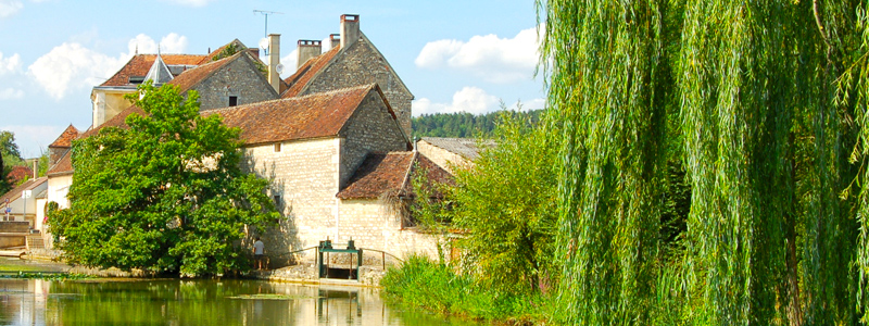 Chablis, in Burgundy, produces some of the world's best Chardonnay