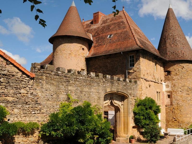 Burgundy Castle
