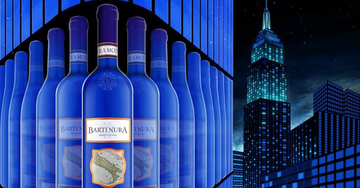 That Blue Bottle: How Black America Fell In Love With A Kosher Wine From Italy