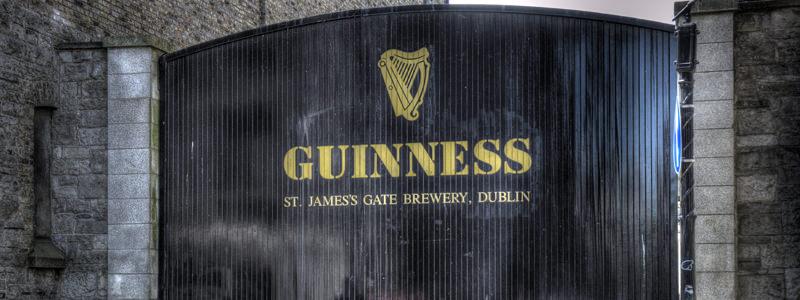 Guinness Gate Header