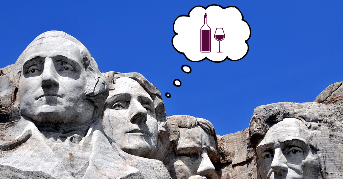 In Honor Of Jefferson's Birthday: 7 Fun Wine Facts About America's Third President