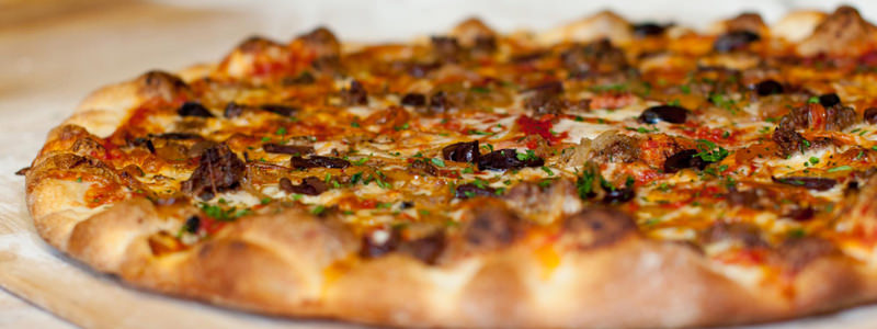 Sorry New York, New Orleans has great pizza too.
