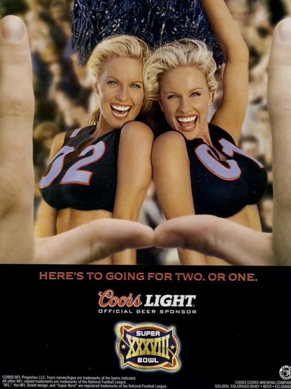 2003 - Coors Light