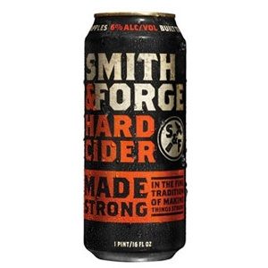 Smith & Forge hard cider is great for Memorial Day