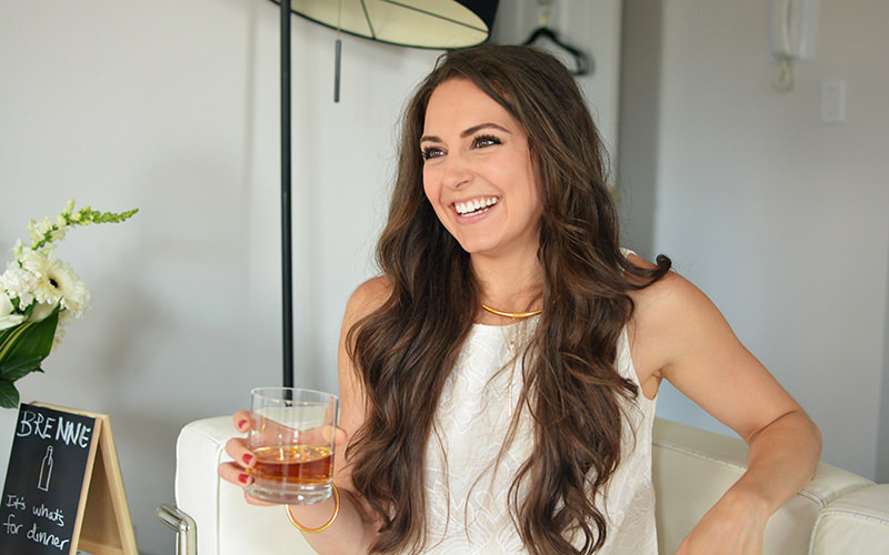 We hung out with whisky woman Allison Patel