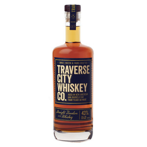 Traverse City Whiskey Co.'s bourbon is great for the summer