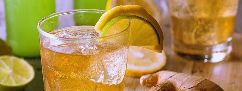 Let's reimagine the vodka soda