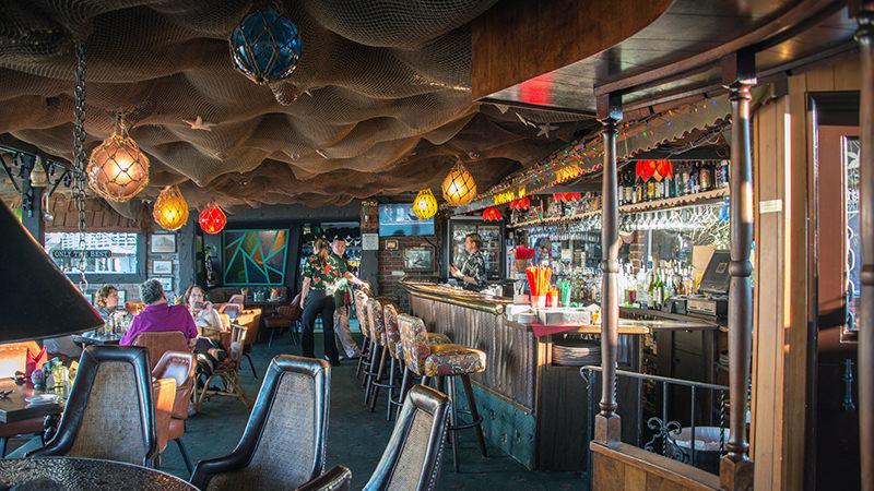 Old Tony's is a great beach bar