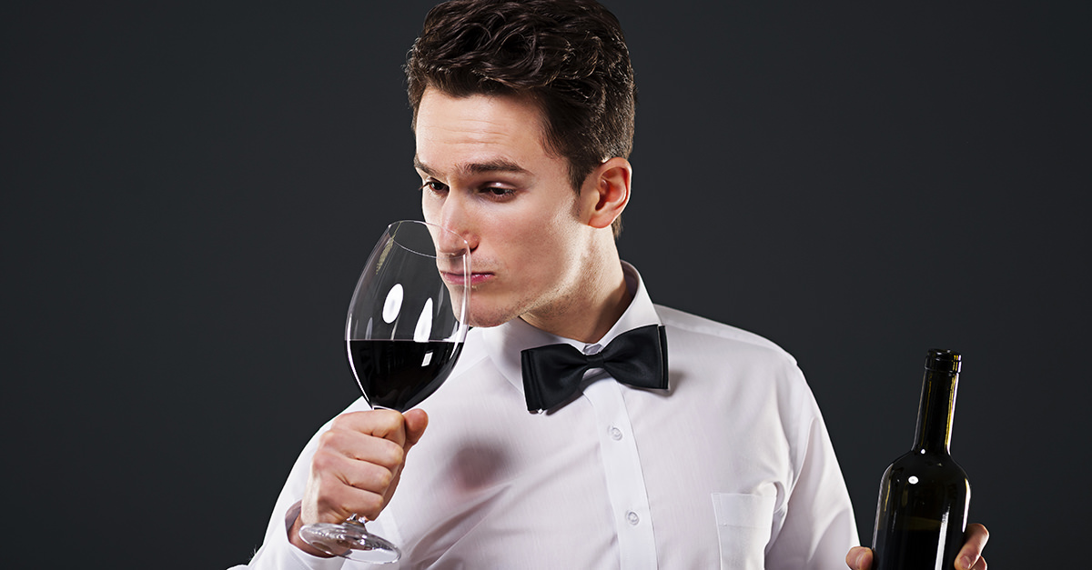 How To Fake It Through A Wine Tasting