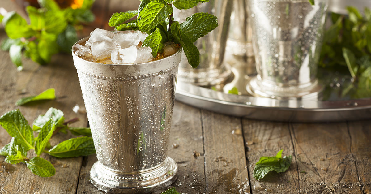 The 7 Best Whiskies For A Mint Julep