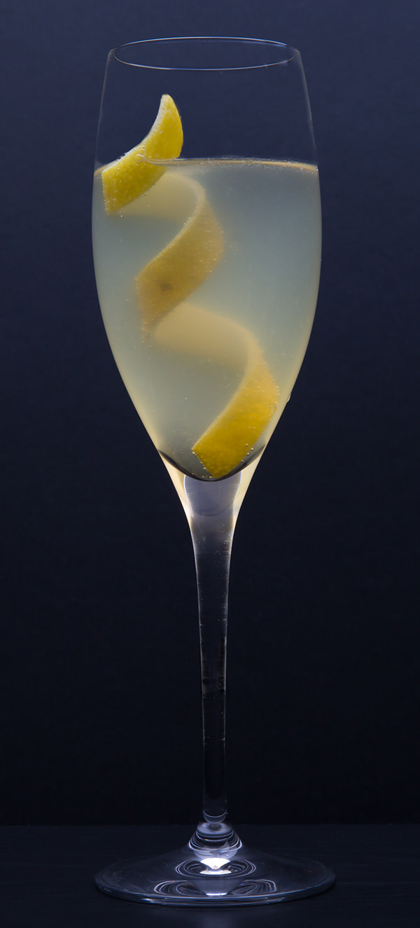 The Best French 75 Cocktail Recipe. Get It Now!