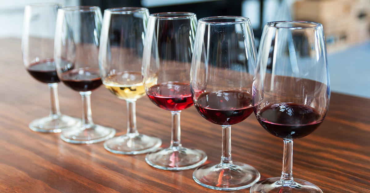 How Do Dessert Wines Get So Sweet?