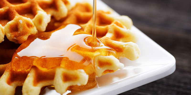 You're Not Waffling (About Definitely Having a Waffle)