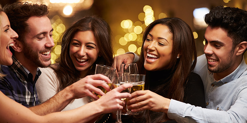 Scientists Prove That Drinking Makes You Happy | VinePair