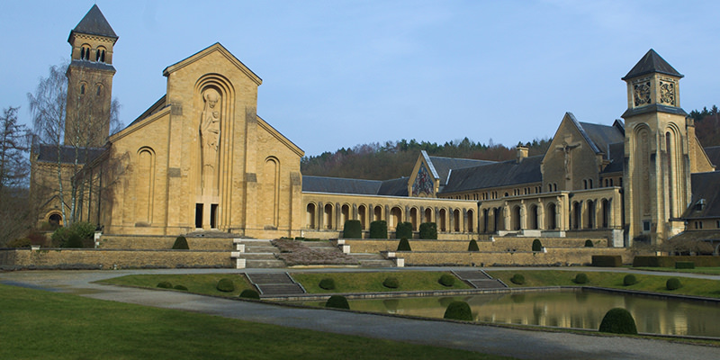 The Orval Monastery
