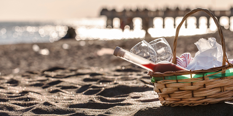 Some Advice On Packing The Perfect Beach Picnic