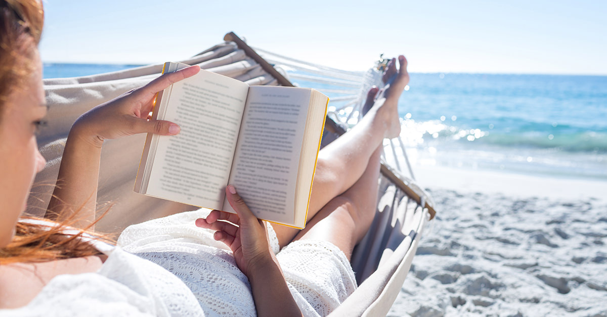 7 Great Wine Books You Need To Toss In Your Beach Tote