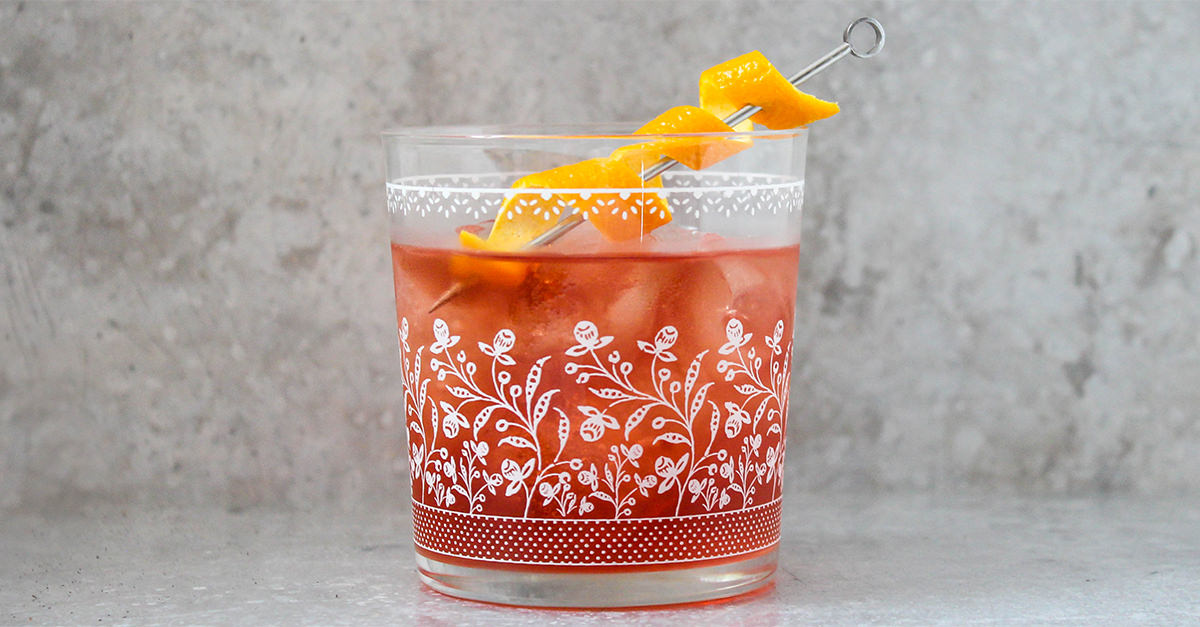 The Tequila Negroni [RECIPE]