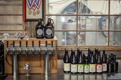 Mass Brewery