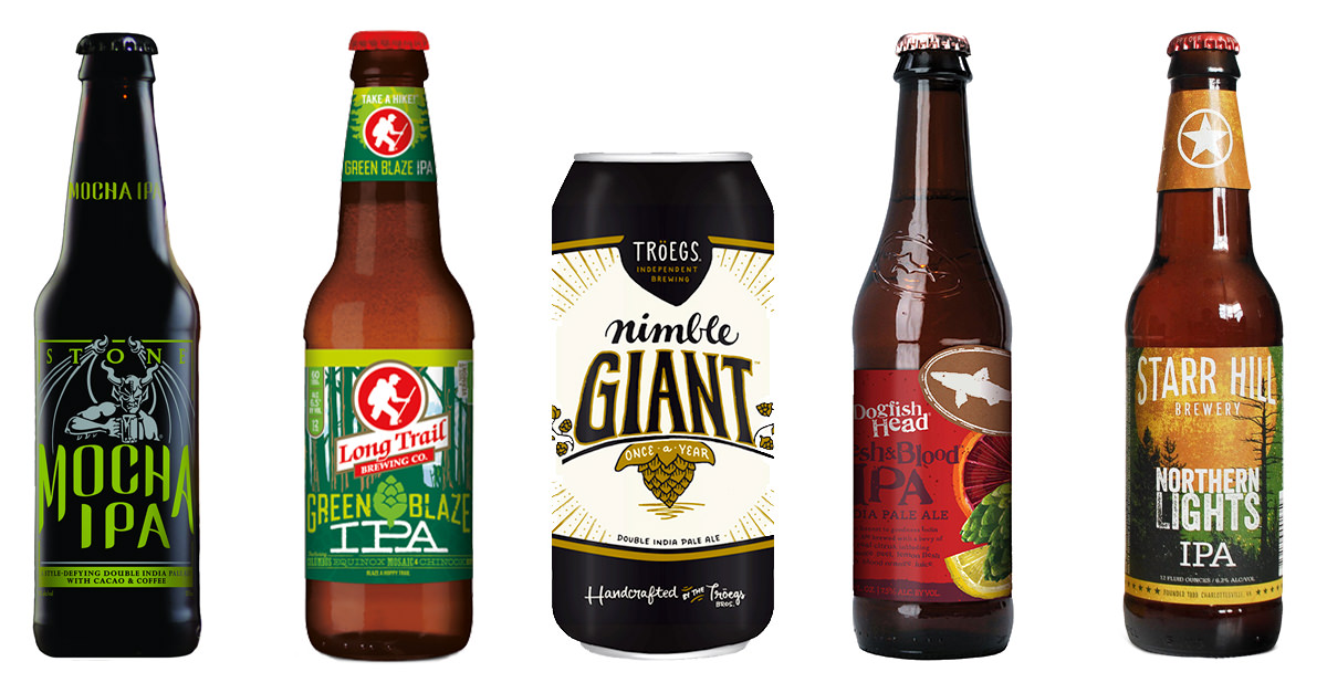 10 Great New IPAs You Need To Try