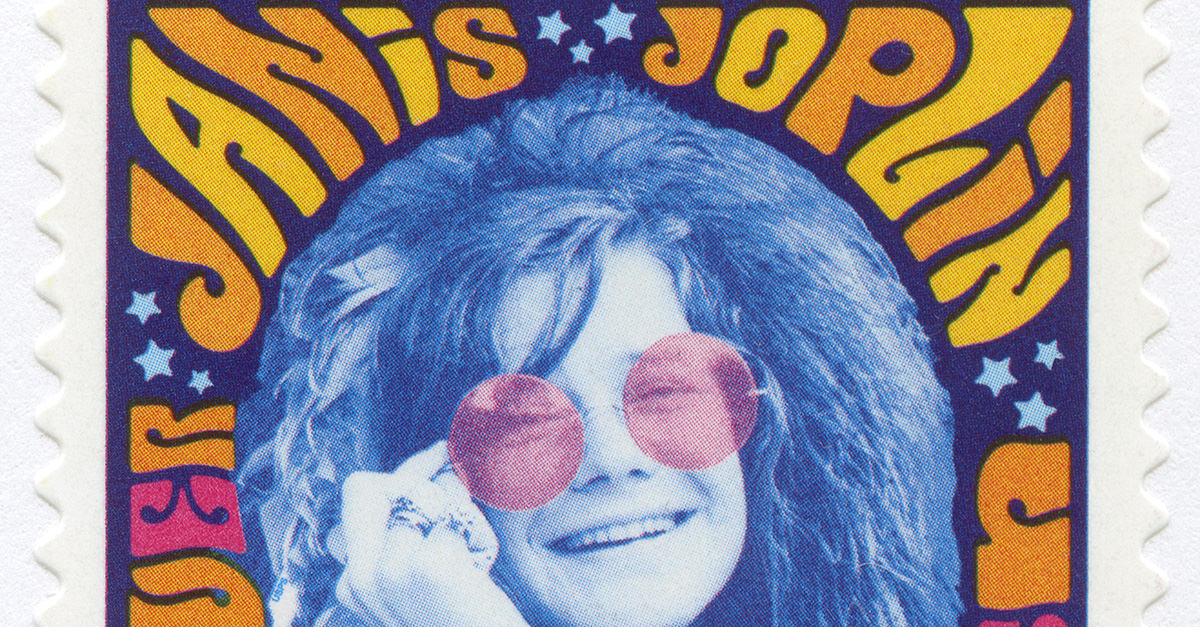 Janis Joplin, Southern Comfort & The Story Of A Fur Coat