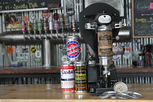 crowler machine