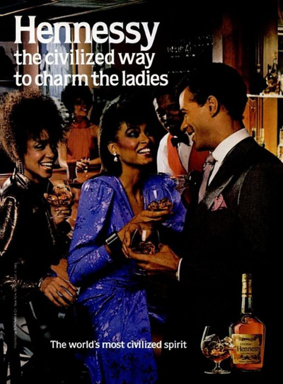 A Vintage Hennessy Ad