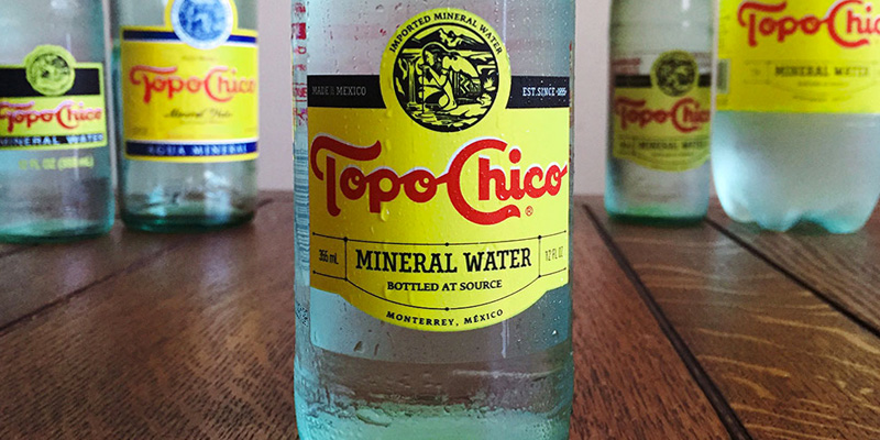 Mexican Sparkling Water Is The Essential Mixer You Never Knew You Needed