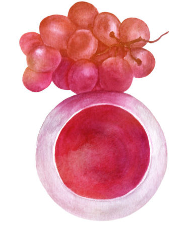 The Difference Between Wine Grapes And Table Grapes