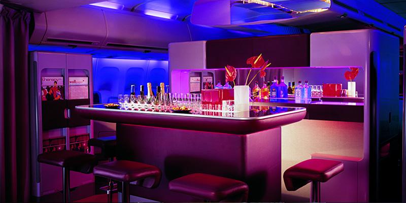 Photo via Virgin Atlantic