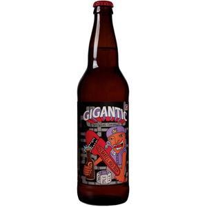 Gigantic Pipewrench; 8% ABV; Portland, OR