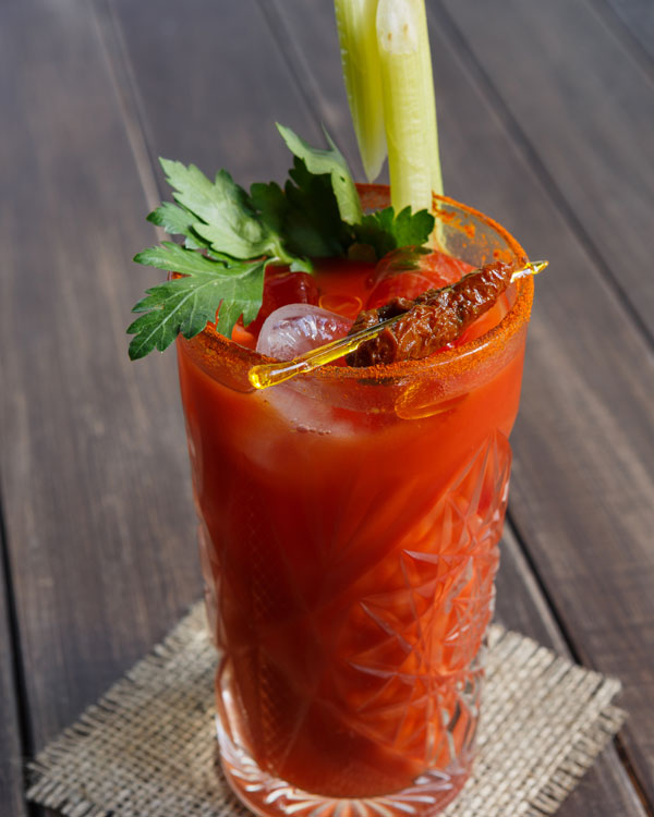 Cucumber Bloody Mary