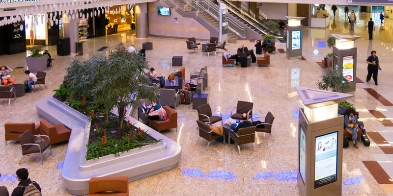 Where to Drink at Atlanta's Hartsfield-Jackson Airport