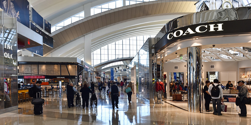 Los Angeles International Airport Drinking Guide