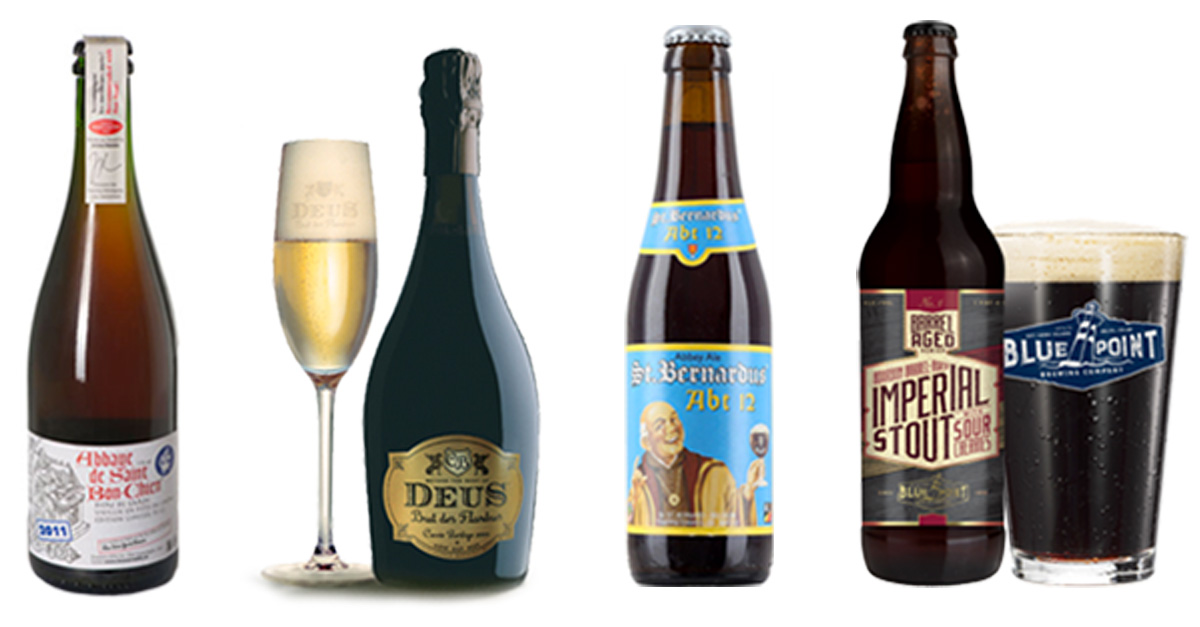 5 New Year's Eve-Worthy Beers