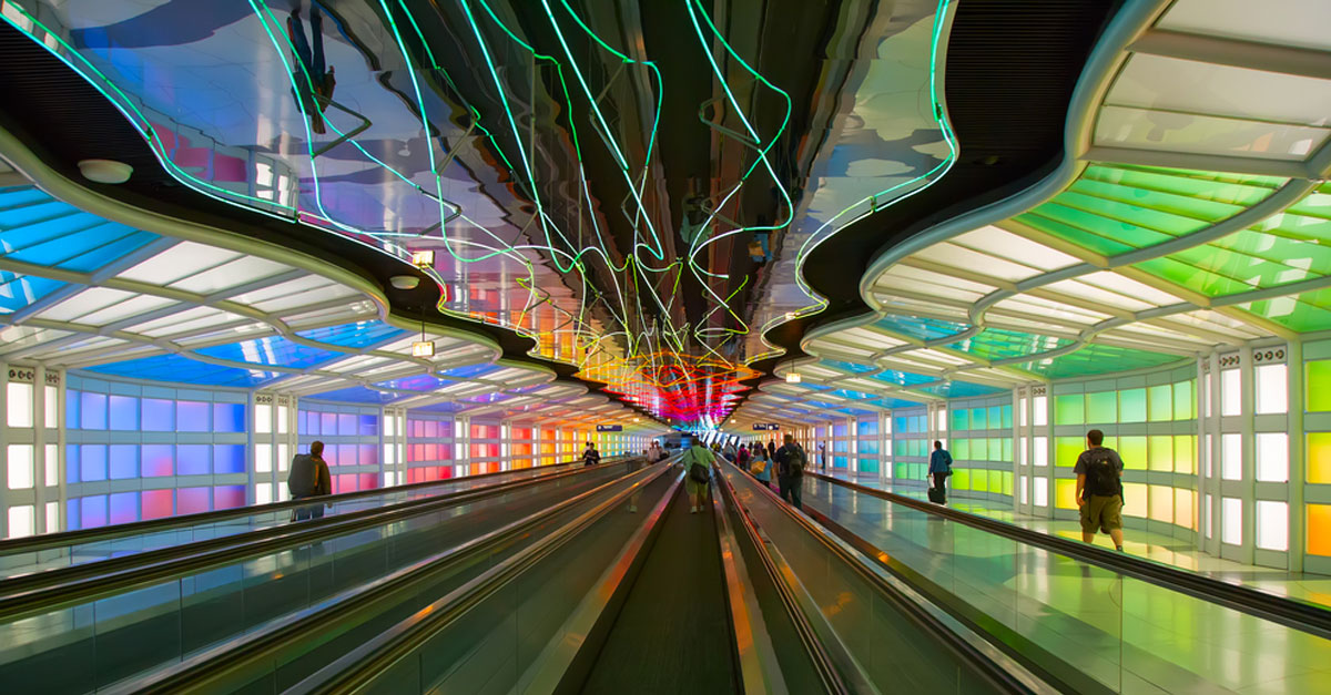 Where to Drink at the Chicago O'Hare Airport