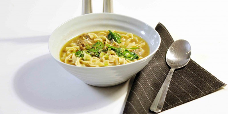 12 Soups That Use Bourb