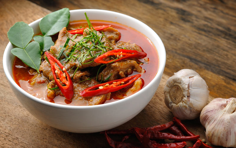 Red Curry Wine Pairing