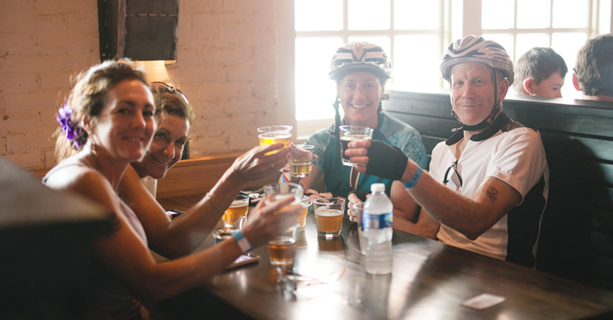 The 5 Best U.S. Cities for Biking and Beer