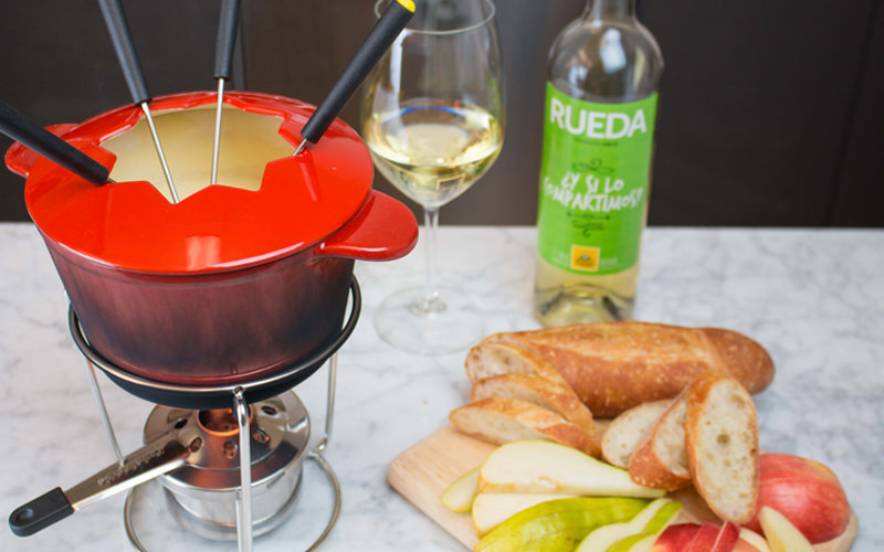 The Three Fondue Recipes You Need To Make Right Now