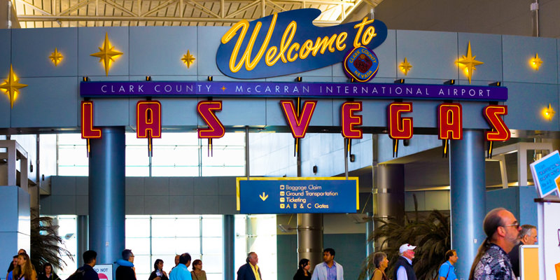 Where to eat at the las vegas airport