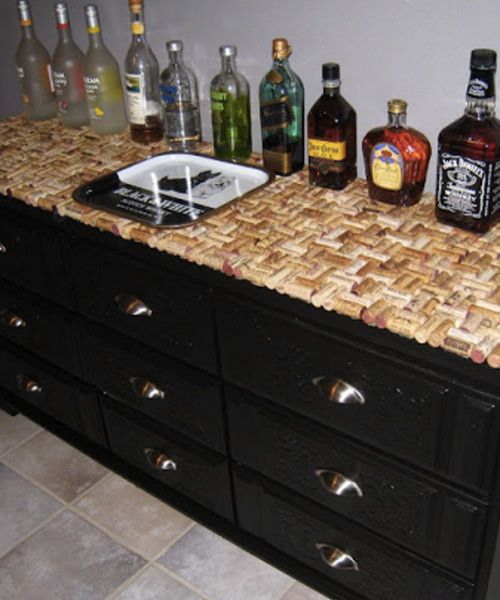 Cork Furniture: These 10 DIY Cork Furniture Ideas Are Everything